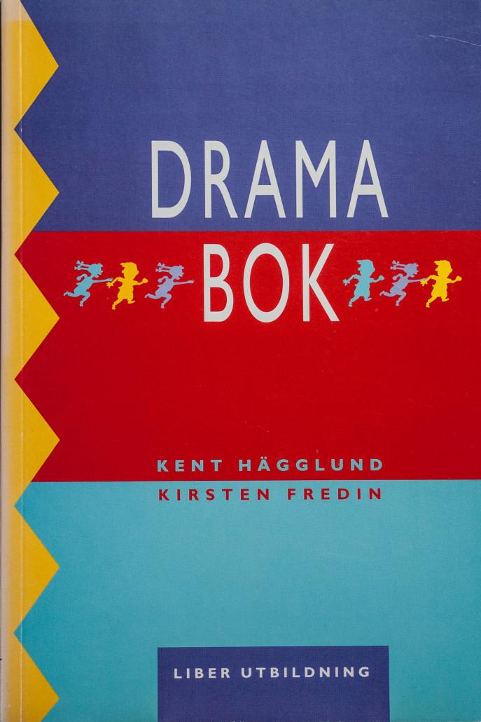Illustrationer Kerstin Blomquist Dramabok - Hägglund, Fredin