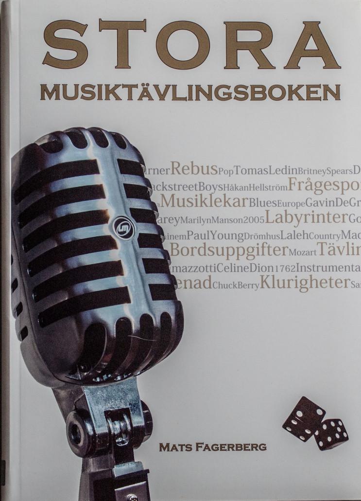illustrationer Kerstin Blomquist Stora musiktävlingsboken