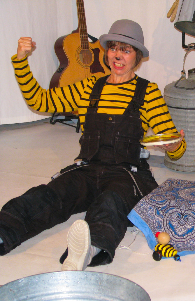 Lilla Tiger - Våra drömmars land / Teater Tusan